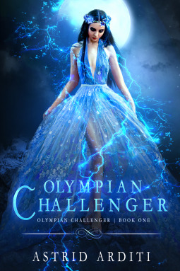 Review: Olympian Challenger by Astrid Arditi