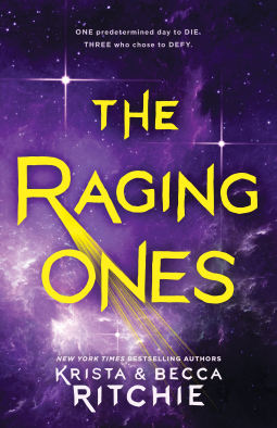 Review: The Raging Ones by Krista and Becca Ritchie