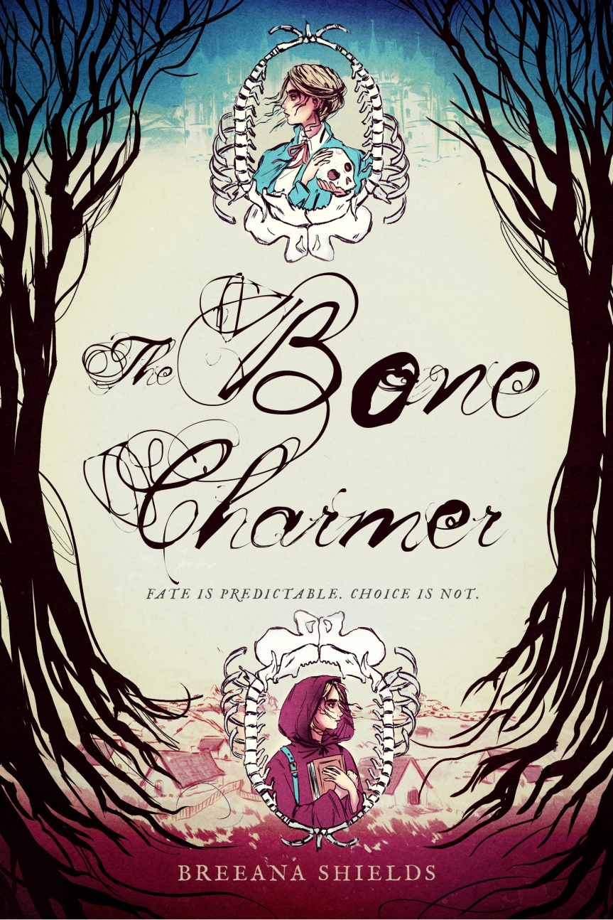 The Bone Charmer: Blog Tour + Review+GIVEAWAY