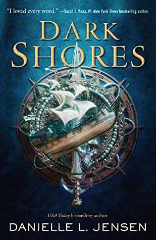 Review | Dark Shores by Danielle Jensen