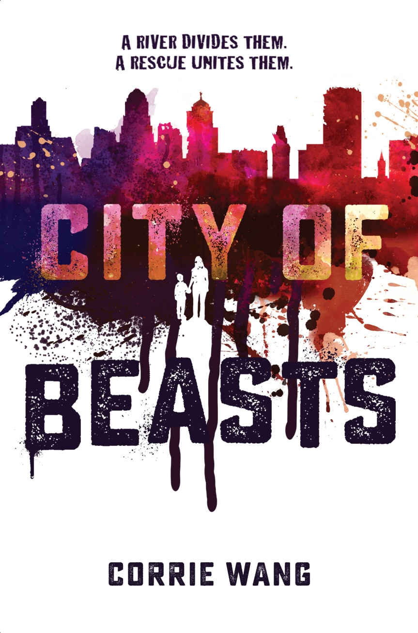 City Of Beasts | Blog Tour + Review + Giveaway + Preorder Campaign