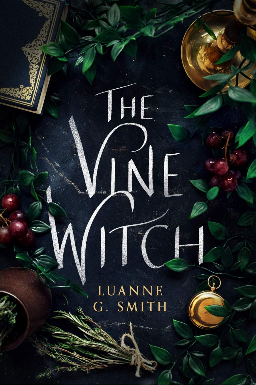 Blog Tour|The Vine Witch Review + Favorite Quotes + Giveaway
