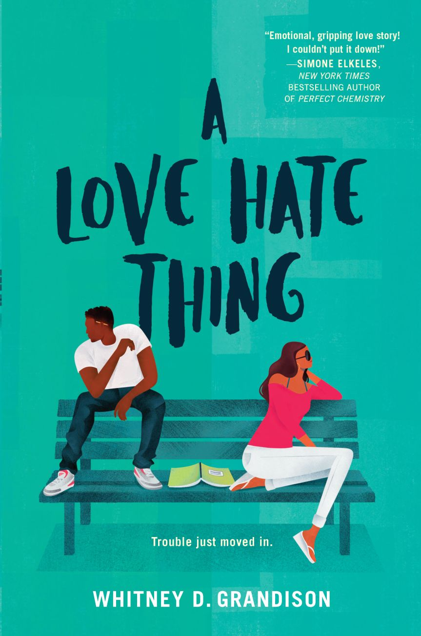 Blog Tour| A Love Hate Thing Excerpt