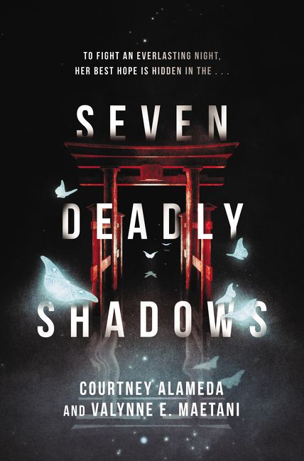 Blog Tour| Seven Deadly Shadows Review + Favorite Quotes