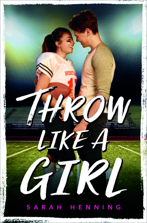 Blog Tour|Throw Like A Girl Review+ Fave Quotes+ Giveaway