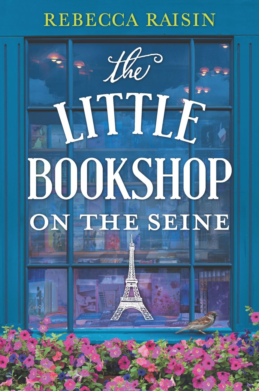 Blog Tour| The Little Bookshop on the Seine Review