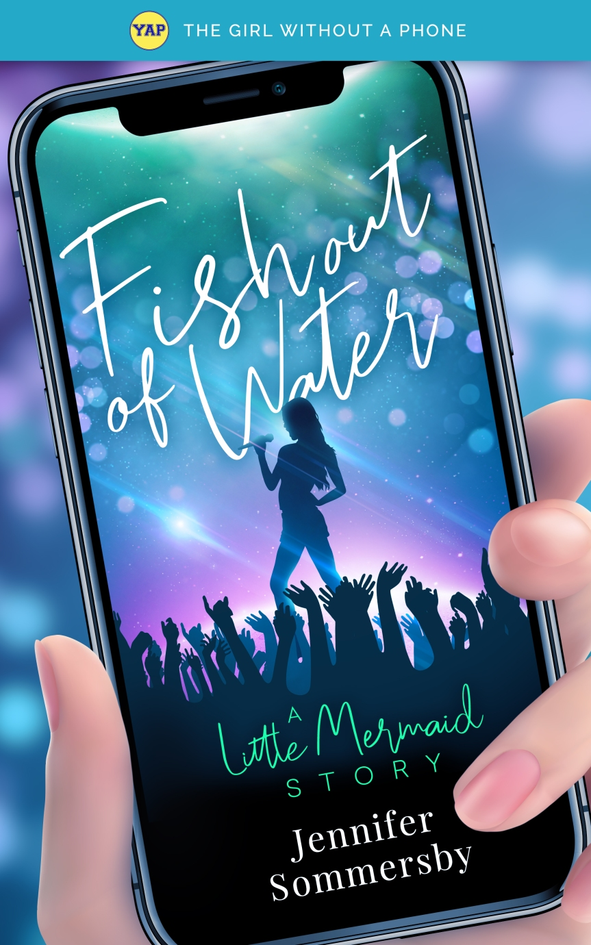 Blog Tour|Fish Out of Water