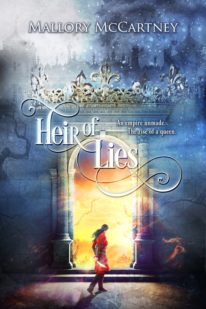 Blog Tour| Heir of Lies Review + Giveaway