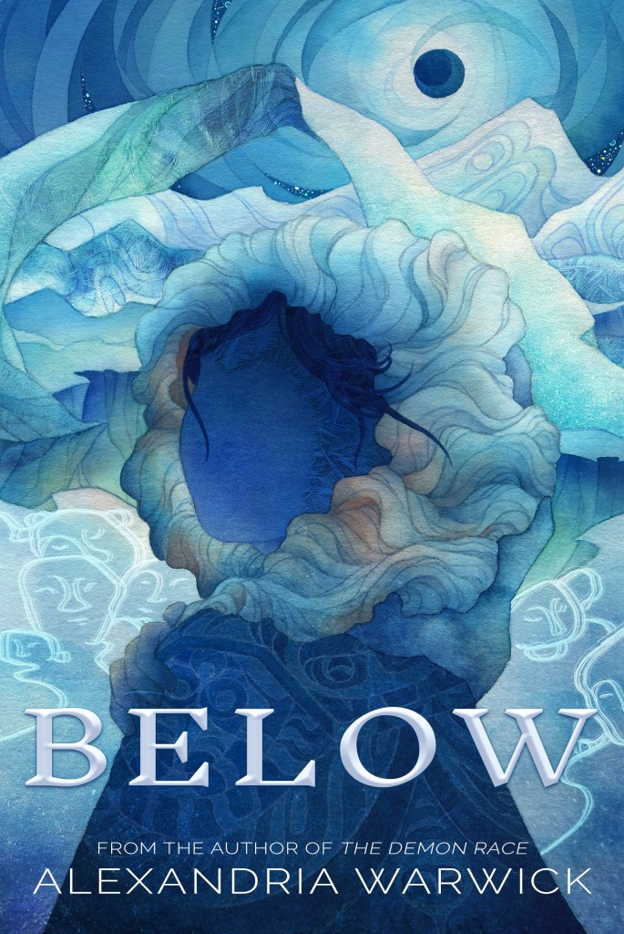 Blog Tour| Below Review+ Giveaway