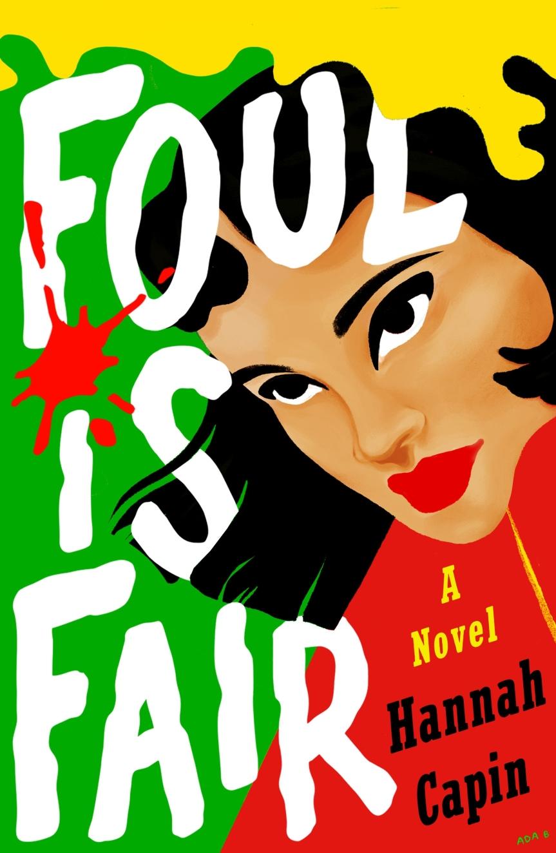 Blog Tour| Foul is FairReview