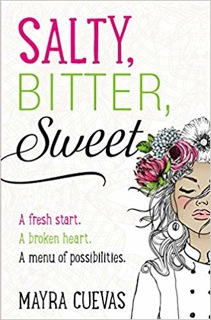 Blog Tour| Salty Bitter Sweet Review