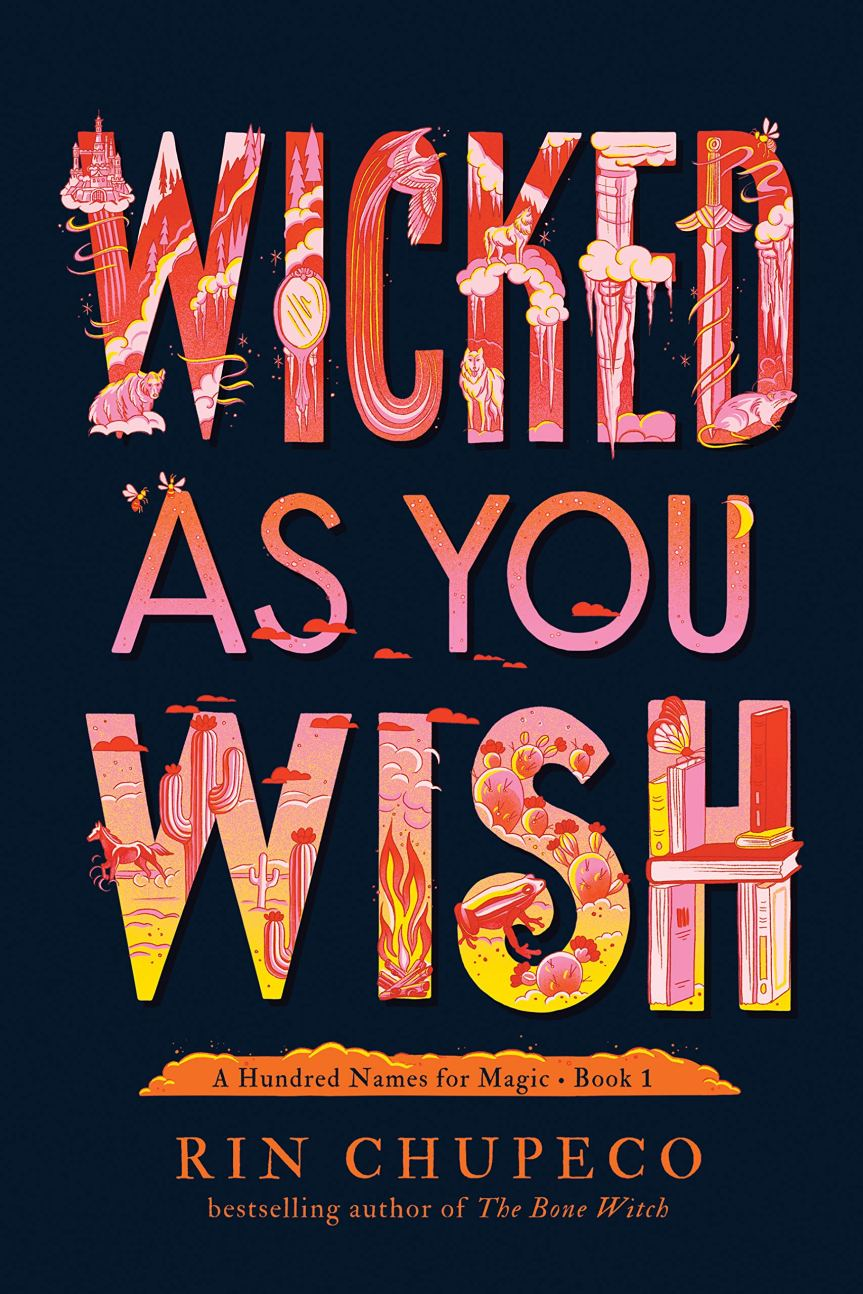 Blog Tour| Wicked As You Wish Spotlight + Giveaway
