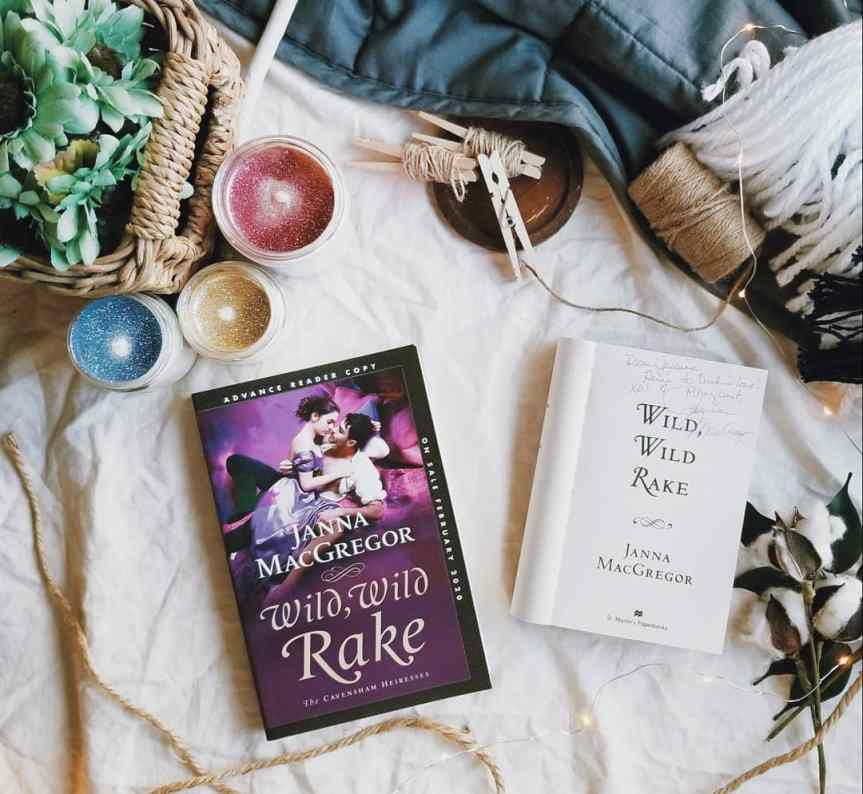 Blog Tour| Wild, Wild Rake Review + Giveaway