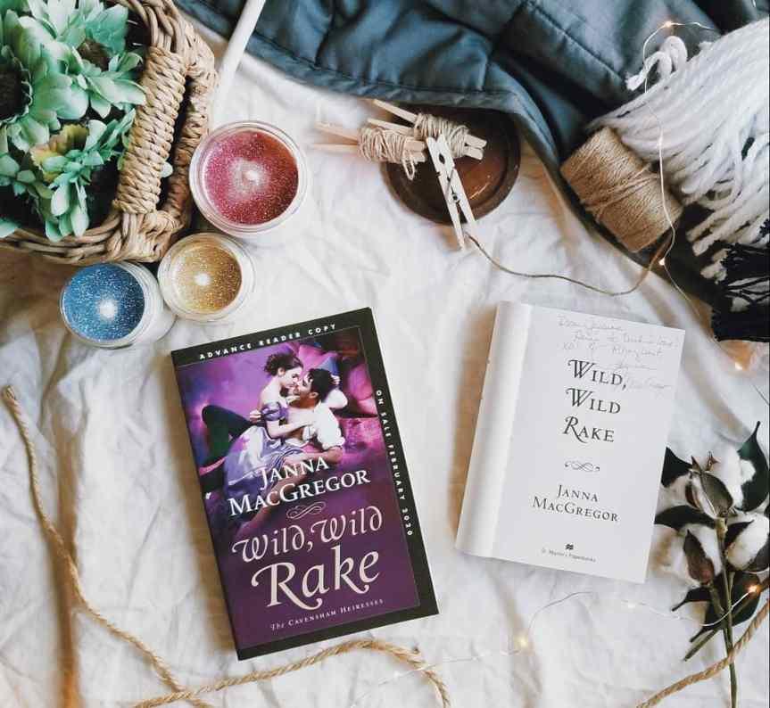 Blog Tour| Wild, Wild Rake Review +Giveaway