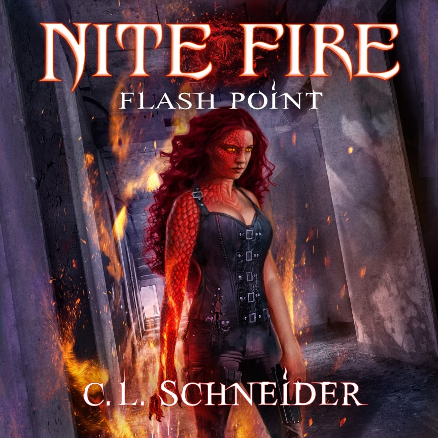 AUDIOBOOK TOUR| Nite Fire: Flash Point Review + Character Interview+ Giveaway