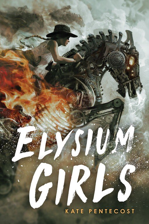 Blog Tour|Elysium Girls Review +Giveaway