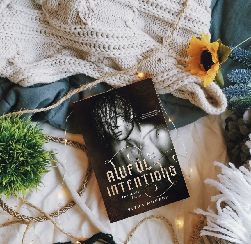 Blog Tour| Awful Intentions Blitz + Review