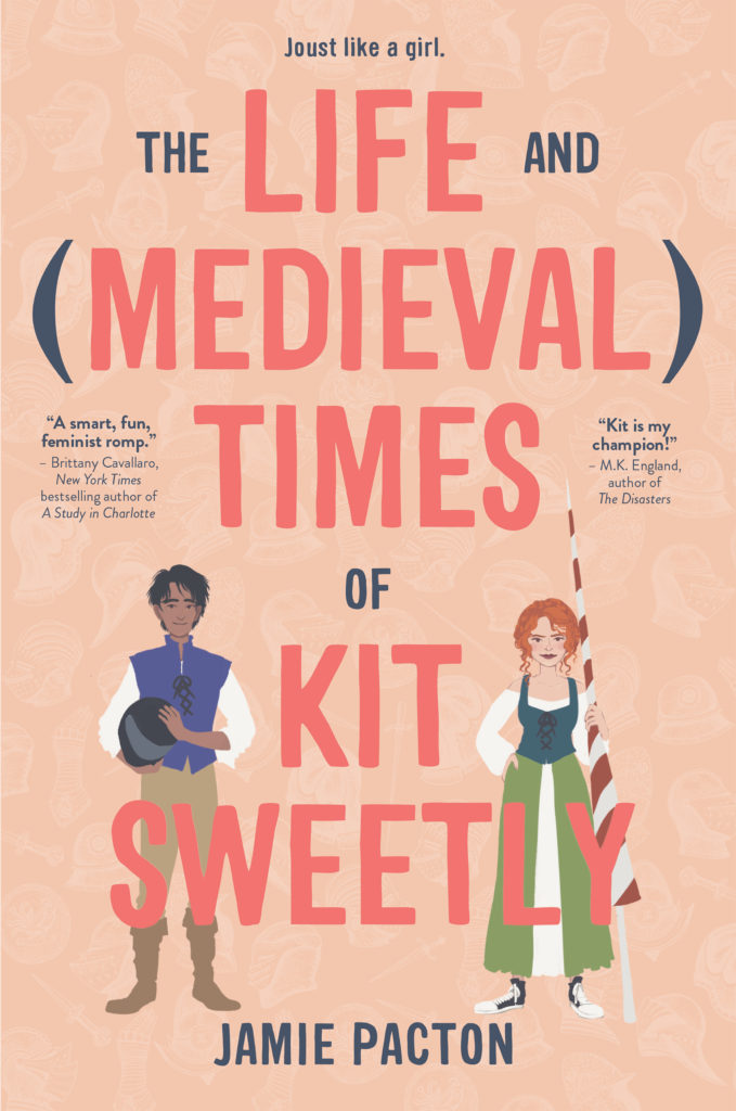 Blog Tour| The Life and Medieval Times of Kit Sweetly Review+Favorite Quotes+ Giveaway