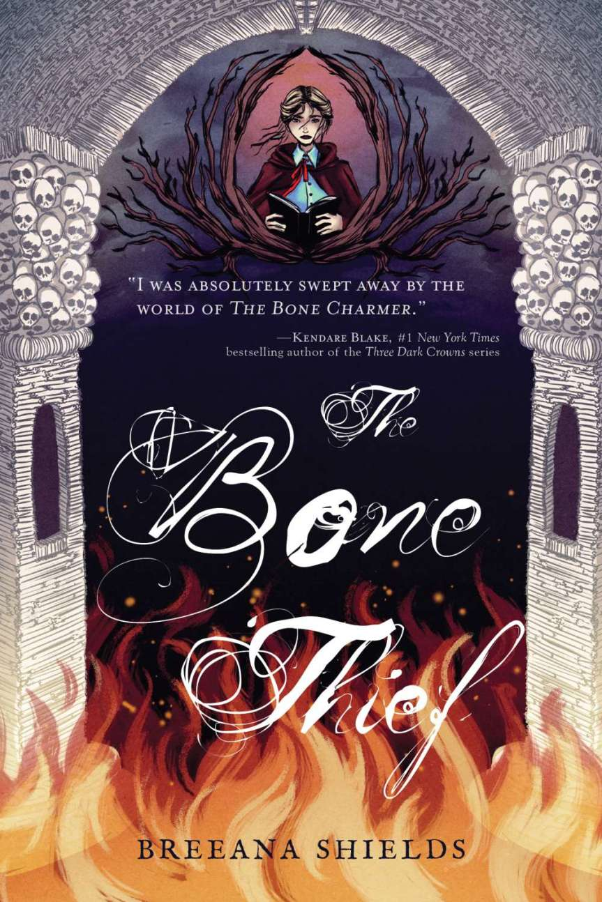 Blog Tour| The Bone Thief Review