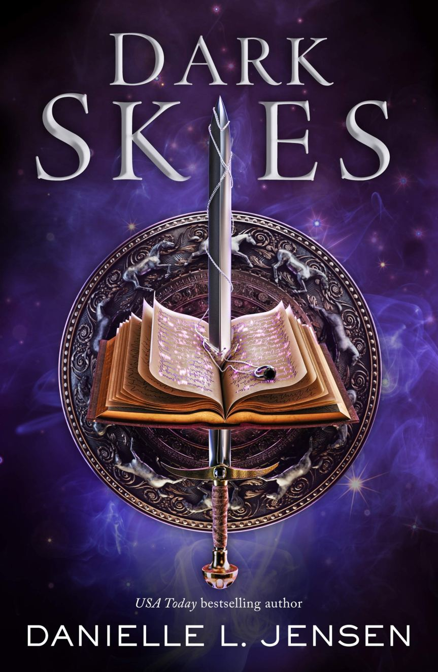 BLOG TOUR| Dark Skies Review + Giveaway