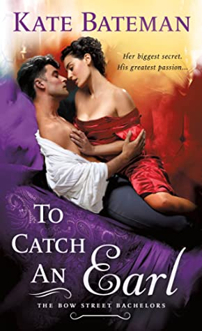 ARC Review| To Catch An Earl by Kate Bateman