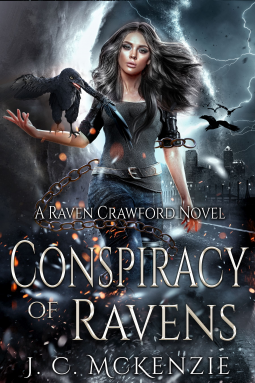Review|Conspiracy of Ravens by J.C. McKenzie