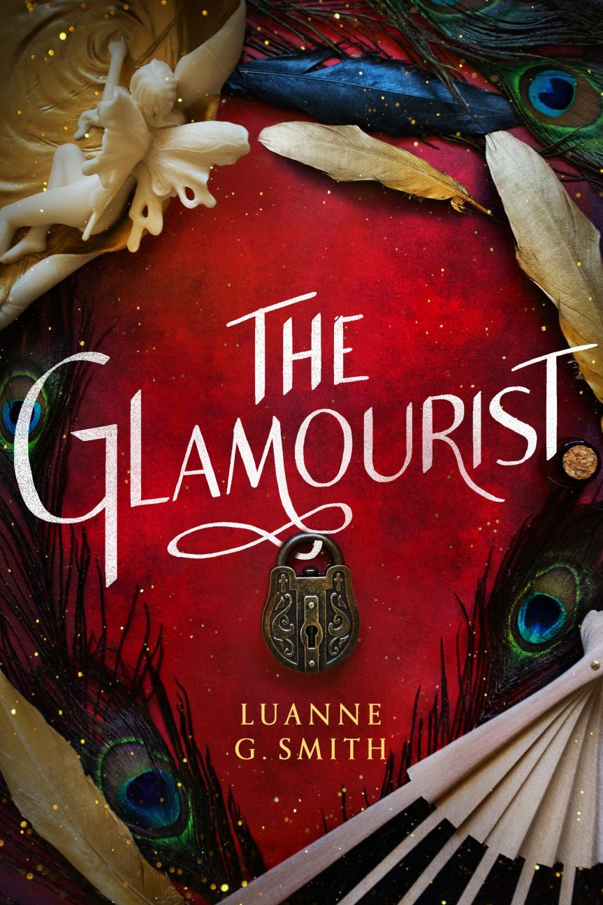 Blog Tour| The Glamourist Review + Instagram Giveaway
