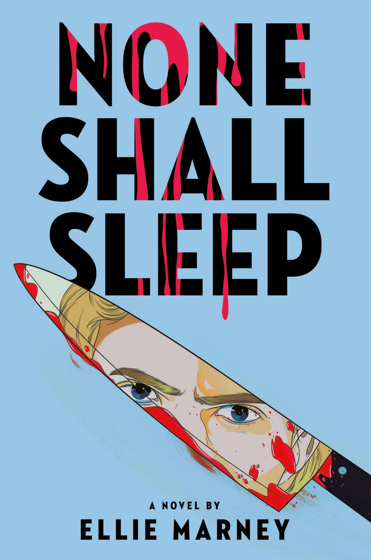 Blog Tour| None Shall Sleep Review + Giveaway