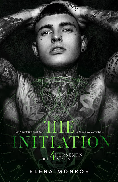 Release Blitz| The Initiation by Elena Monroe
