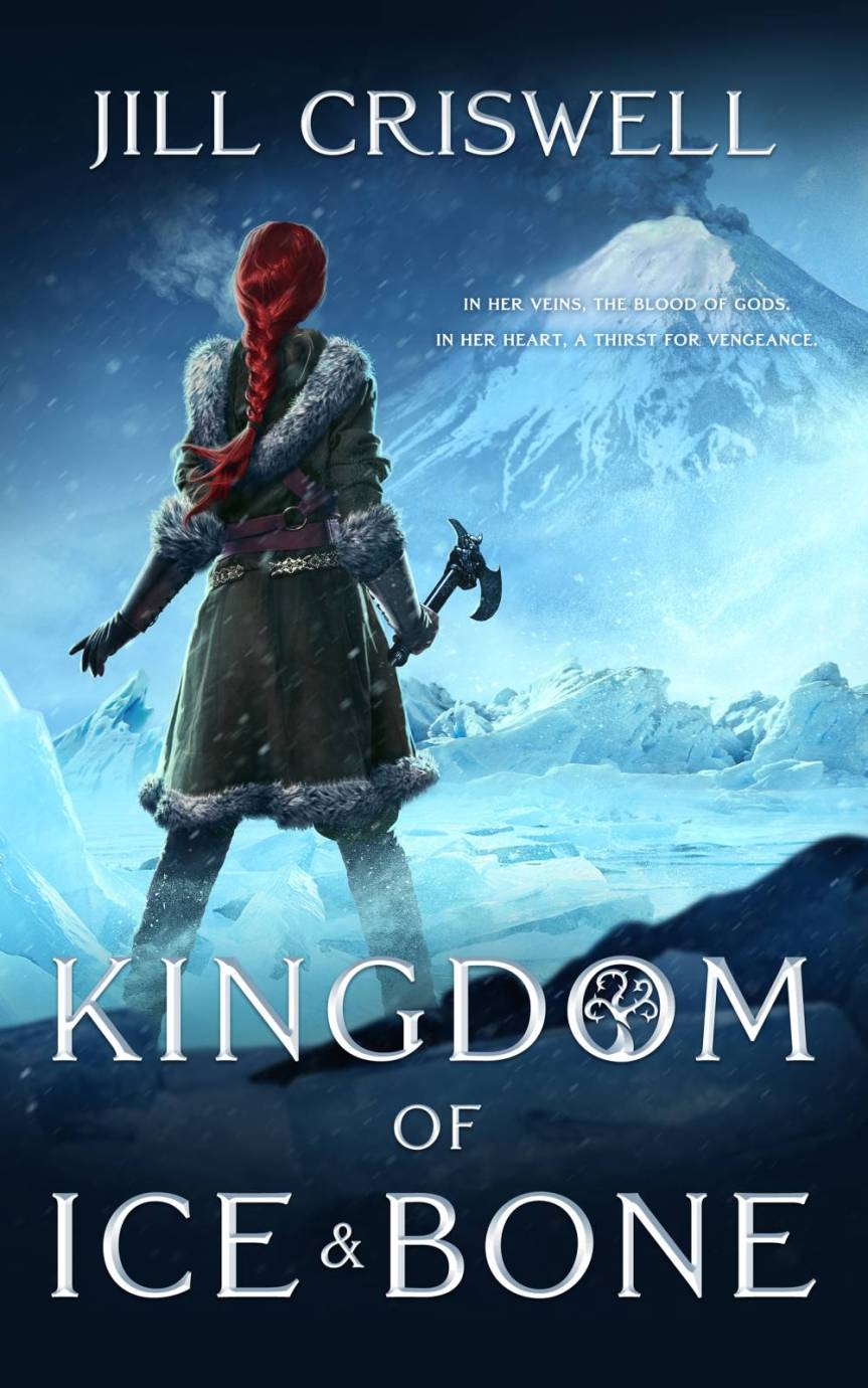 Blog Tour| Kingdom of Ice and Bone Review + Favorite Quotes