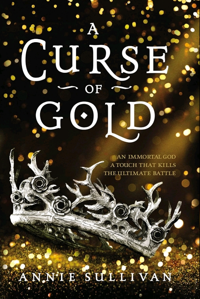 Blog Tour | A Curse Of Gold Review