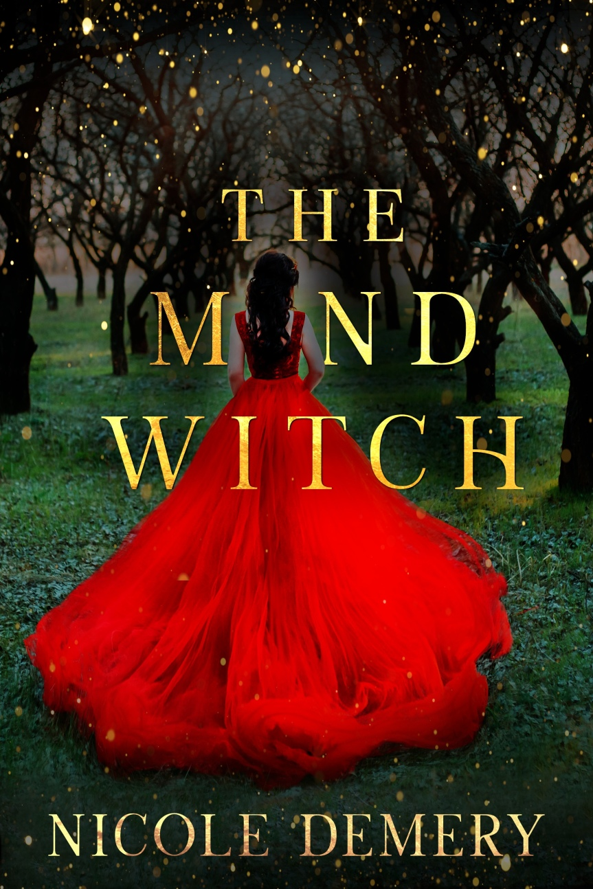 Blog Tour + Review| MindWitch