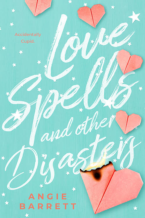 Blog Tour| Love Spells and Other Disasters