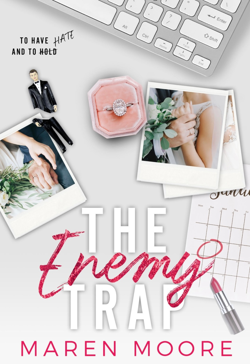 Book Tour + Review| The EnemyTrap